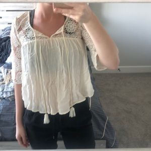 Cute summery shirt from American Eagle!